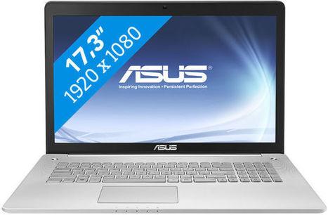 ASUS N750JK-T4109H Laptop Özellikleri ve fiyatı ortaya çıktı - ASUS   fiyatTR   Scoop.it