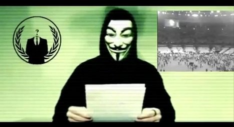 Anonymous Wants Saudi Arabia Banned From Olympics for Human Rights Abuses | Global politics | Scoop.it