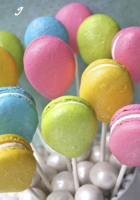 Quand les macarons ne tournent pas ronds… | L'actu Macarons | Scoop.it