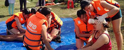 Viet Nam : La participation des femmes à la gestion des catastrophes a permis de sauver des vies | Mixité, égalité des chances, management responsable, tendances digitales dans les entreprises + engagement citoyen | Scoop.it