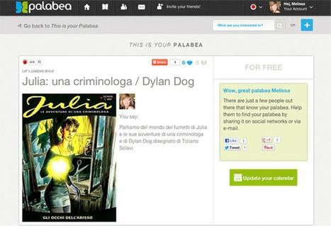 What the heck's a Palabea?!? :: Diario di una studentessa matta | teach and learn at Palabea.com | Scoop.it