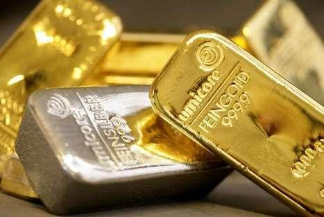 Interrogations sur une possible manipulation des cours de l'or et de l'argent   Le Journal du Siècle : L'actualité au fil du temps   Scoop.it