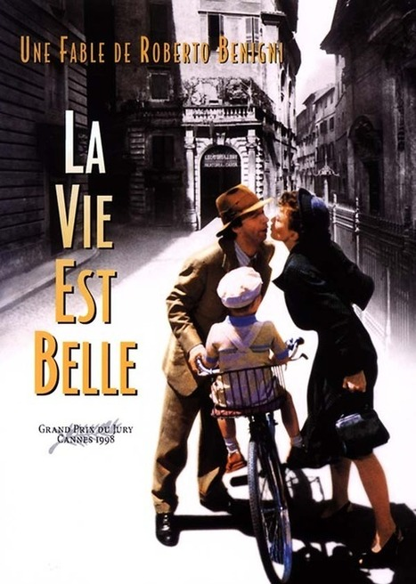 Mémoire des camps : La vie est belle -analyse du film | L'Histoire des Arts en 3ème au collège Vincent Auriol | Scoop.it