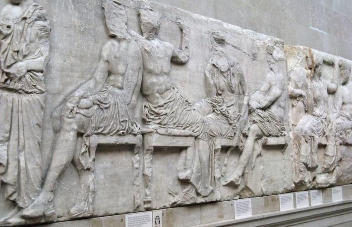 La restitution des frises du Parthénon n'est pas qu'un enjeu grec | Le Devoir | Kiosque du monde : A la une | Scoop.it