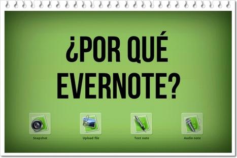 5 actualizaciones que hacen de Evernote una buena herramienta | EvernoteTips | Scoop.it