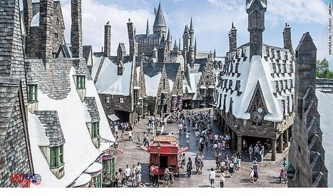 New York Daily News-Muggle delight! Potter park opens   daily news   Scoop.it