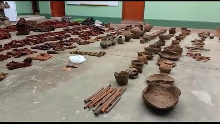 Incautan más de 200 piezas prehispánicas | Arqueología del Perú | Kiosque du monde : Amériques | Scoop.it