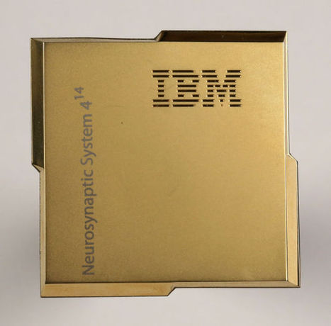 IBM's New Brain-Like Chip Squeezes One Million Neurons Onto a ... | IBM CAMS | Scoop.it
