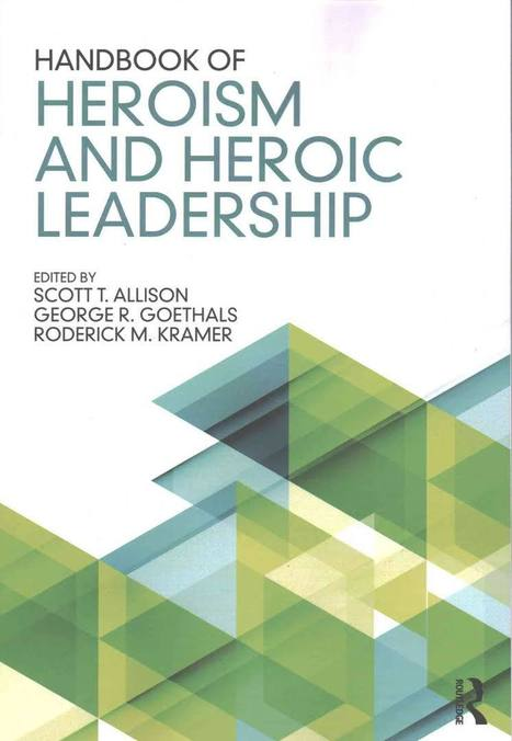 Kafashan, Sparks, Rotella & Barclay (2016). Why heroism exists. Evolutionary perspectives on extreme helping.  In S. T. Allison, G. R. Goethals & R. M. Kramer (Eds.), Handbook of heroism and heroic... | Biological Markets: the role of partner choice in cooperation and mutualism | Scoop.it