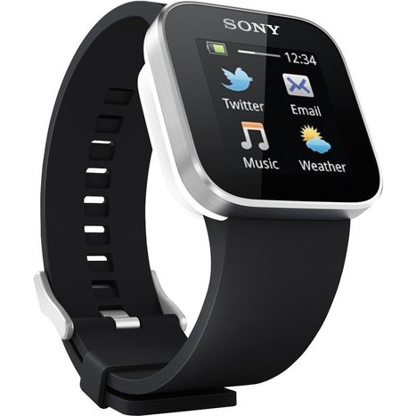 Sony Smartwatch 1 Review | Smartwatch Reviews | Scoop.it