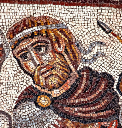 5th-Century Synagogue Yields Unusual Mosaic - Archaeology Magazine | Digital ancient history | Scoop.it