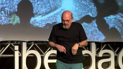 A picture of social revolutions | Augusto de Franco | TEDxLiberdade - YouTube | The New Global Open Public Sphere | Scoop.it