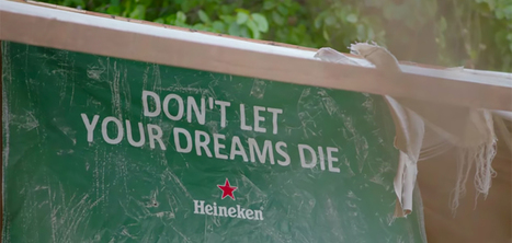 Heineken vous propose de partir réaliser vos rêves sur une ile paradisiaque | Id Marketing | Scoop.it
