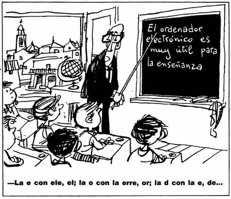 5 mandamientos para la educación. Javier Martínez Aldanondo | Tecnologia Instruccional | Scoop.it