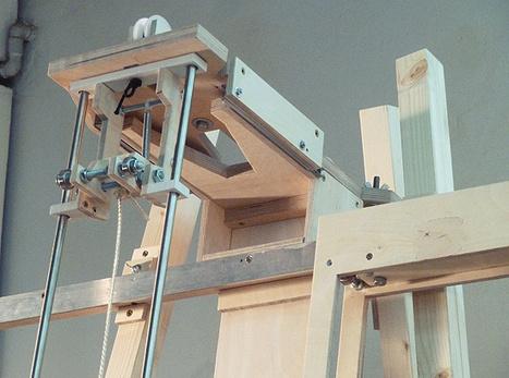 Public Painting Machine Grants Instant Art Career | Tu Imagines ? Construis ! | Scoop.it