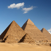 What are the Great Pyramids really made of? | omnia mea mecum fero | Scoop.it