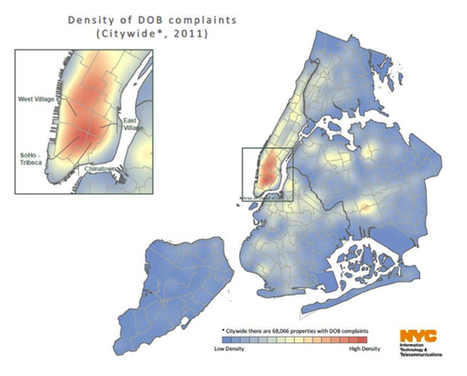Predictive data analytics is saving lives and taxpayer dollars in New York City - O'Reilly Radar | world of data | Scoop.it