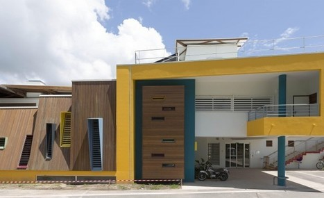 La Guyane défend son modèle d'architecture durable au « Green Building & City Solutions Awards » - Created by J.-T Faatau - In category: bassin-atlantique-Appli, Fil-info-appli, Planète - Tagged wi... | Options Futurs Rio+20 | Scoop.it