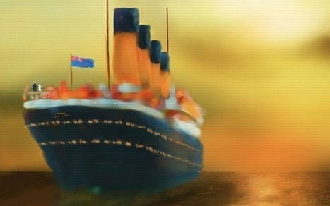 Tweets Chronicle the Journey of the Titanic as if in Real Time | Mashable | How to find and tell your story | Scoop.it