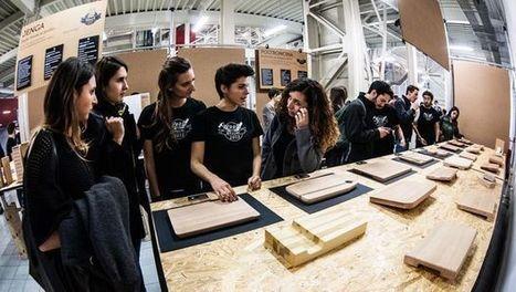 Wood Design at Polimi 2013, mostra di design degli studenti del ... - DesignerBlog (Blog) | Design e arredamento | Scoop.it