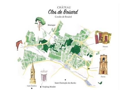 Montagne Saint-Emilion : avis de naissance pour Clos de Boüard | Oenotourisme et idées rafraichissantes | Scoop.it
