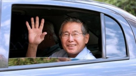 Fujimori writing autobiography in prison - FRANCE 24 - FRANCE 24   Writing   Scoop.it