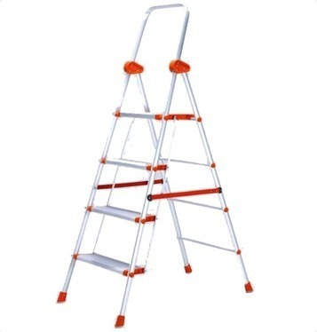 Bathla 4 steps Anodized Excalibur Delux Ladder,Buy Bathla 4 steps Anodized Excalibur Delux Ladder,Bathla 4 steps Anodized Excalibur Delux Ladder Price in India - MrThomas | Hand & Garden Tools, Safety Equipments and Others | Scoop.it