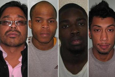 Whitechapel robbery gang sentenced to 30 years   Race & Crime UK   Scoop.it