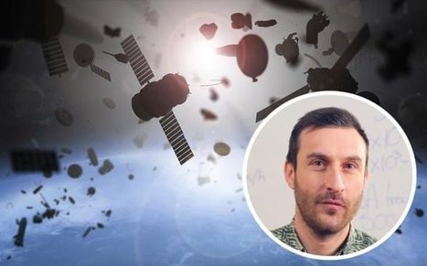Space Explained: what is space junk? | Space debris + Hypervelocity impacts | Scoop.it