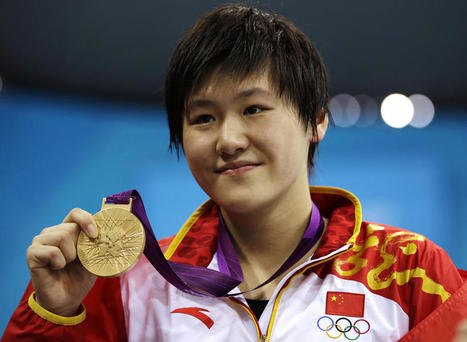 China Olympic gold medalist swimmer Ye Shiwen got Title College freshman | INFORMALSPORTS | Scoop.it