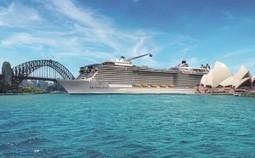 Royal Caribbean extends Ovation of the Seas' maiden Australian season - Travelandtourworld.com | Mediterranean Cruise Advice | Scoop.it