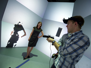 Researchers Modify Kinect Gaming Device to Scan in 3-D | KurzweilAI | Augmented Reality & The Internet of Beings + Things | Scoop.it