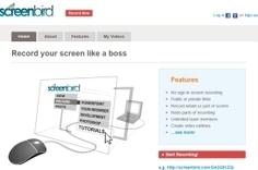 Cómo grabar todo lo que sucede en pantalla con Screenbird | Educacion, ecologia y TIC | Scoop.it