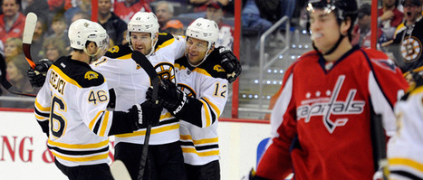 Iginla has been better than advertised for Bruins | Hockey | Scoop.it