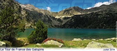 Le Tour de France des Galopins | Randonnees GPS | Scoop.it
