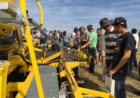La mécanisation partagée, un enjeu pour l'agriculture française | Revue de presse FNCUMA | Scoop.it