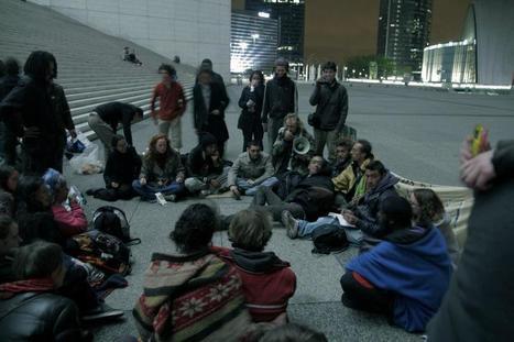 #4M Assemblée interne des marcheurs   #marchedesbanlieues -> #occupynnocents   Scoop.it