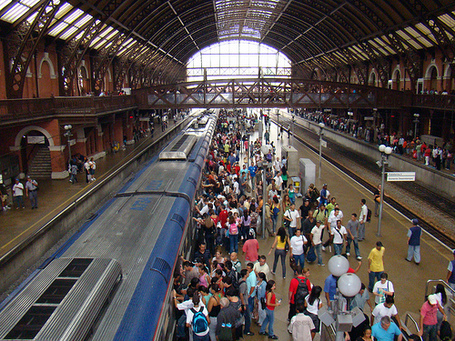 Brasil | Thirteen groups have submitted expressions of interest for USD 9.39bn public-private partnership (PPP) to build and operate a passenger railway network of some 431km in São Paulo | RailwayBrazil by Ricardo Escudero Viñas | Scoop.it