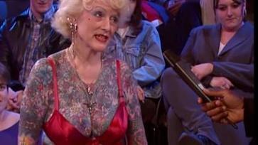 """È morta a 77 anni la """"nonna"""" più tatuata del mondo   Tattoo Tattoo Convention and more   Scoop.it"""
