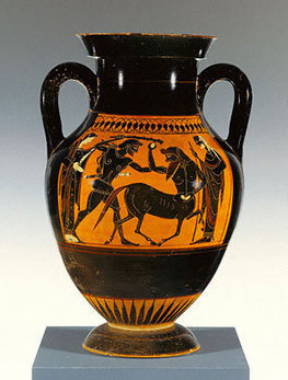 Using X-rays to reveal the secrets of ancient Greek pottery | Class 9 Ancient Greek Art | Scoop.it