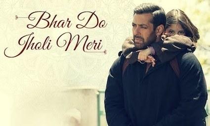 Bhar Do Jholi Meri - Bajrangi Bhaijaan Mp3 Song Download | Bollywood Updates | Scoop.it