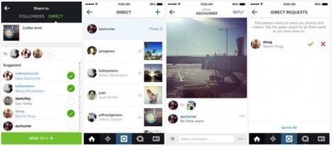 Using 'Instagram Direct' for Ecommerce Marketing | Social Media, SEO, Mobile, Digital Marketing | Scoop.it