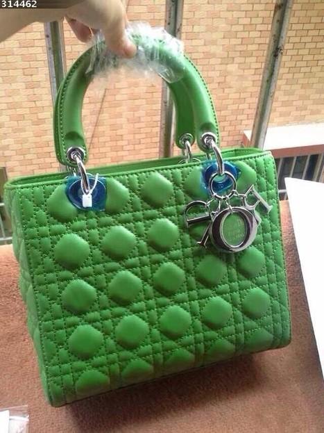 Christian Dior Ladydior Summer Breeze Size 25/20/12 | Designer Bags | Scoop.it