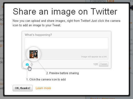 Twitter Photo Sharing, Learn About Image Uploading on Twitter! - SEO Inc Blog   Nonprofit Knowledge Sharing   Scoop.it