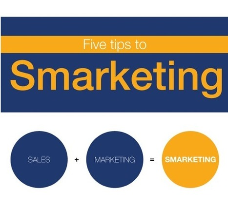 5 Tips for Smarketing [INFOGRAPHIC] | Consumer behavior | Scoop.it