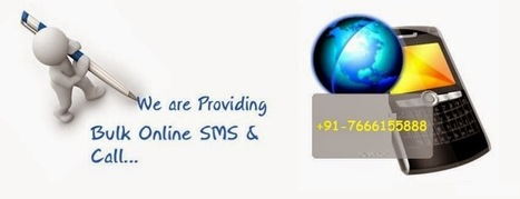 Bulk SMS Company With Best Services   PRP Services   Scoop.it