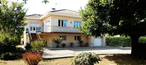 Vente maison avec piscine 102 mc à Agen sud sur terrain de 1900 m² | Immobilier à Agen | Scoop.it