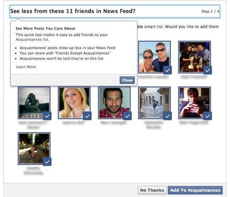 5 Alternatives to Unfriending Someone on Facebook | Studying Teaching and Learning | Scoop.it