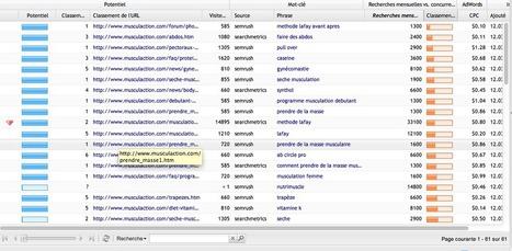 Un nouvel outil très efficace pour votre référencement   Créez votre site internet   Scoop.it