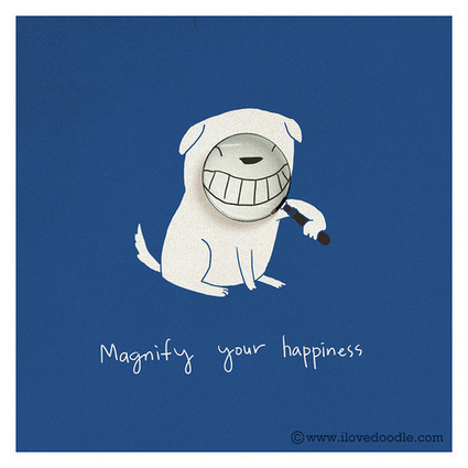 Magnify your happiness! | FASHION & LIFESTYLE! | Scoop.it
